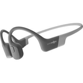AfterShokz Aeropex Bone Conduction Headphones, lunar grey